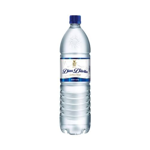 Água dias d'ávila 1, 5 l (sem gás)