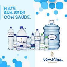 Água mineral dias d'ávila com gás 510ml