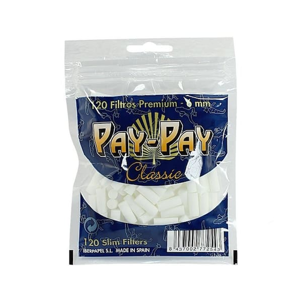 Filtro pay pay classic 6mm