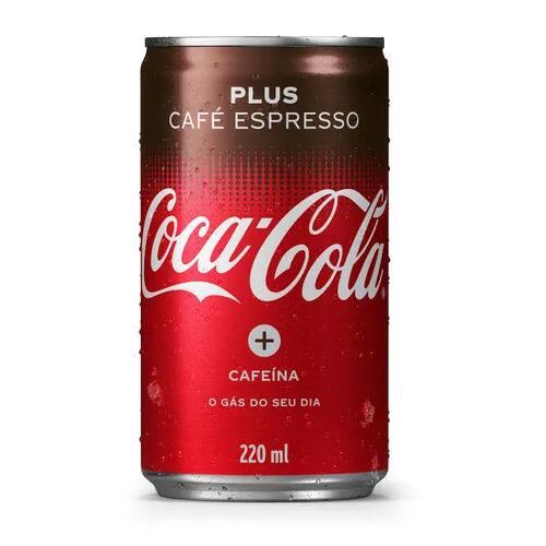 Coca cola café lata