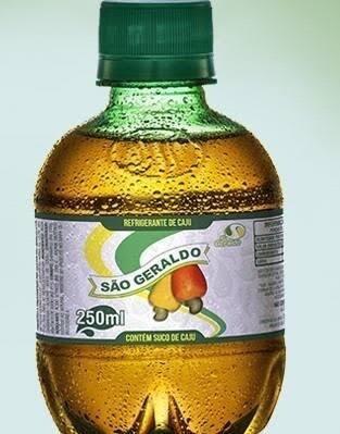 Cajuina são geraldo 250 ml