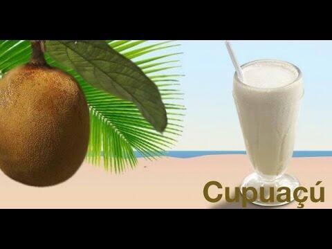 Milk shake cupuaçu