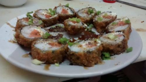 Carioca de salmão