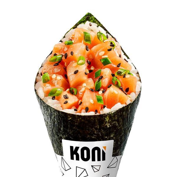 Koni salmão
