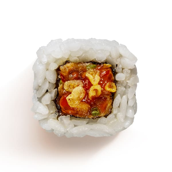 Roll tartar spicy