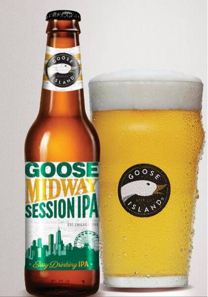 Goose midway session ipa