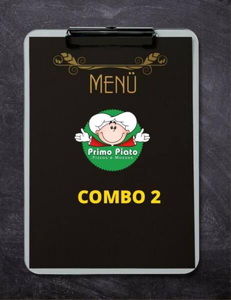Combo 2 ESPECIAL - 3 pizzas especiais a partir de R$ 124,00