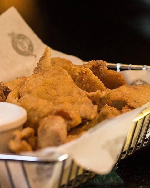 Chips de peixe