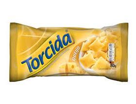 Torcida queijo 80g