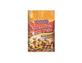 Amendoin frito sem pele 30g