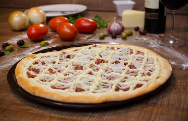 Pizza calabresa speciale - 30% off