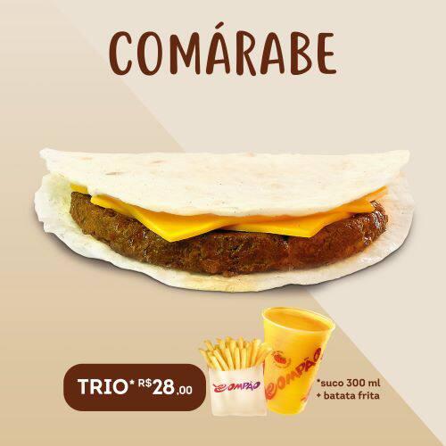 TRIO COMÁRABE