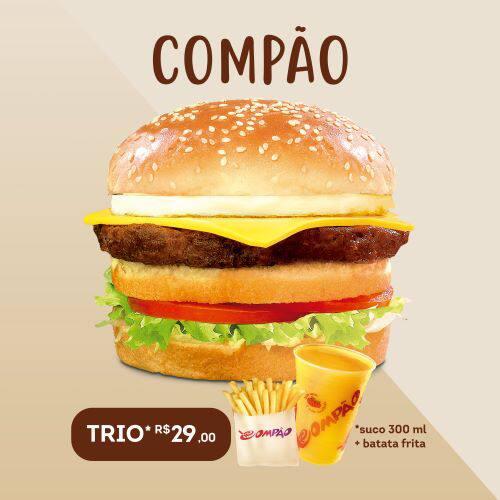 TRIO COMPÃO