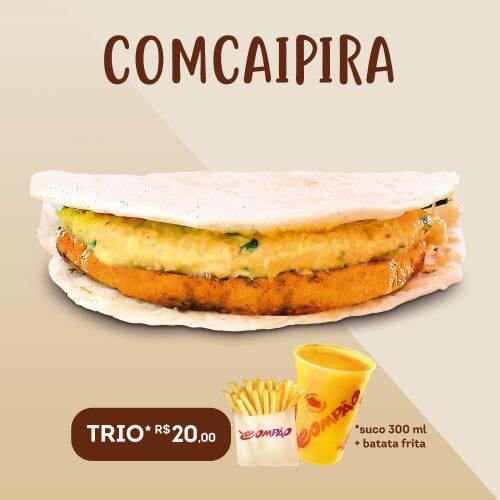 TRIO COMCAIPIRA
