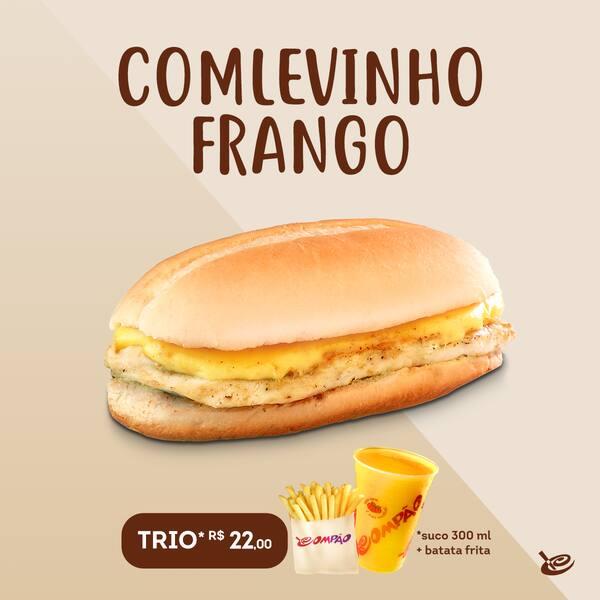 TRIO COMLEVINHO FRANGO