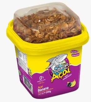 Açaí banana - 200g