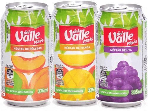 Suco em lata - uva