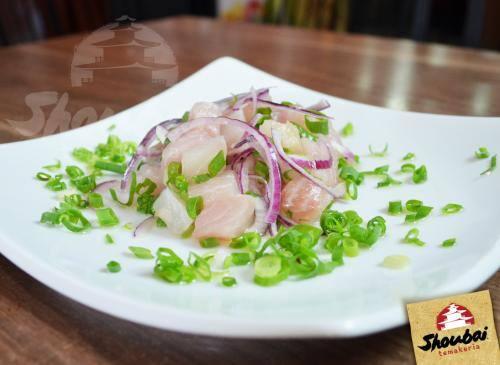 065 - Ceviche de Peixe Branco