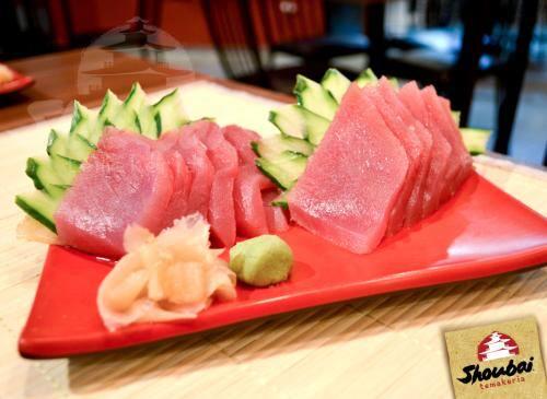 038 - Sashimi Atum Fresco