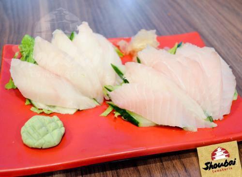 088 - Sashimi Peixe Branco
