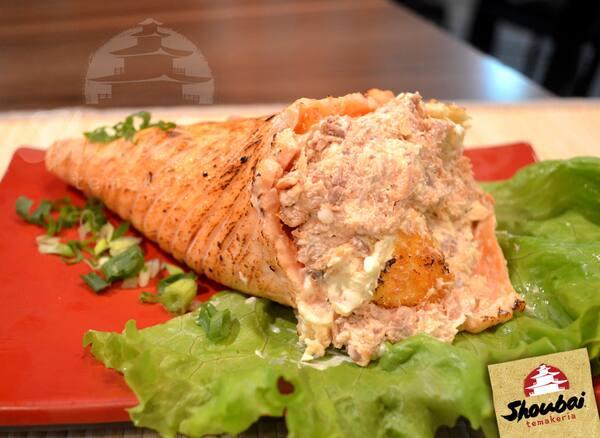 176 - shoubai premium salmão grelhado