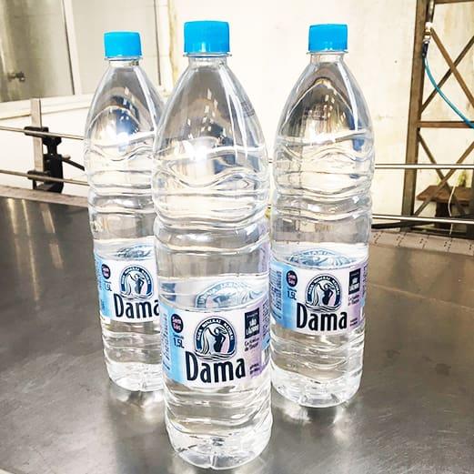 agua sem gaz