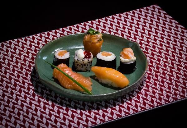 Combinado Gourmet (50 peças)
