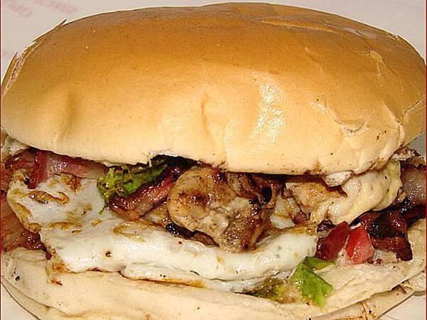 X-File de Lombo Suíno com Bacon
