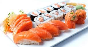 Combinado de salmão (64 peças)