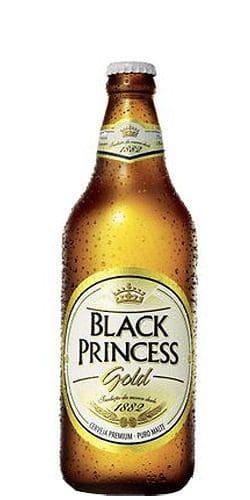Cerveja black princess gold