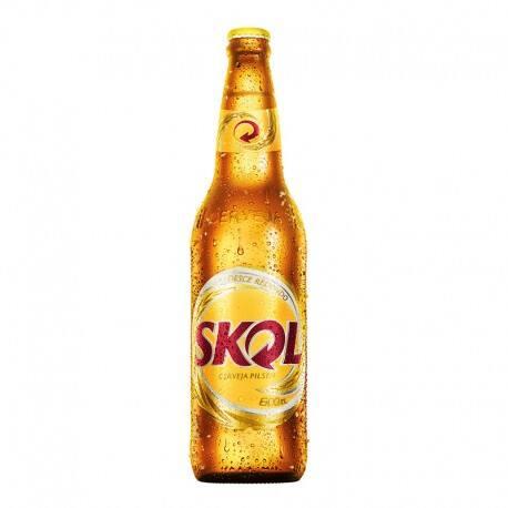 Cerveja Skol 600ml