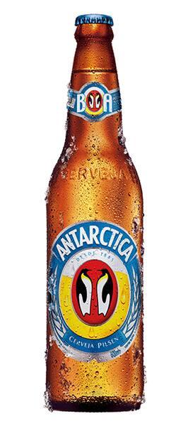 Cerveja Antarctica pilsen 600ml