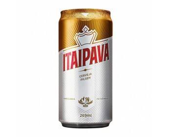 Cerveja Itaipava pilsen 269ml