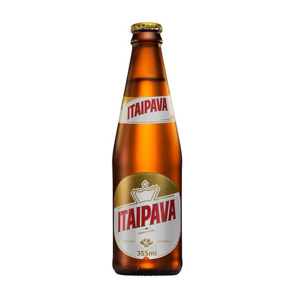 Cerveja Itaipava pilsen 355ml