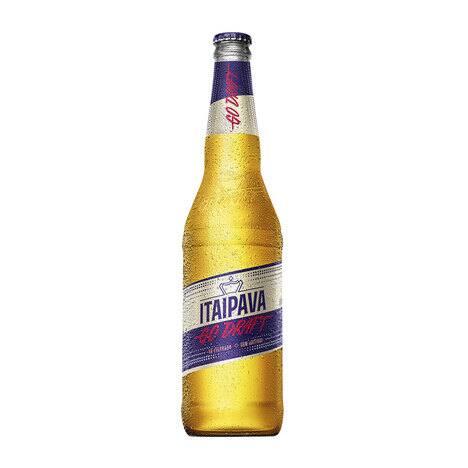 Cerveja Itaipava go draft 600ml