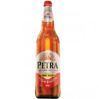 Cerveja Petra puro malte 600ml