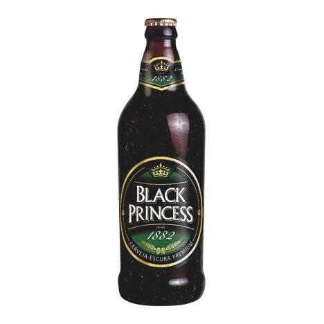 Cerveja black princess dark