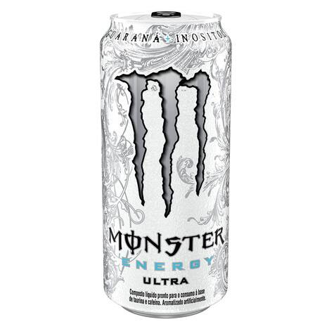 Energético monster ultra 473ml