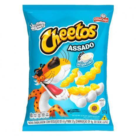 Cheetos requeijão 57g