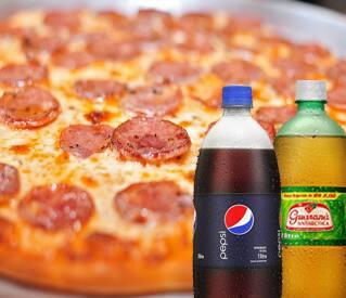 Pizza família 35cm