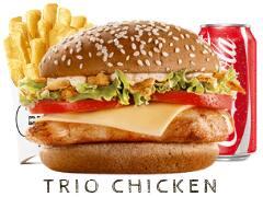 804 - trio bispo's chicken