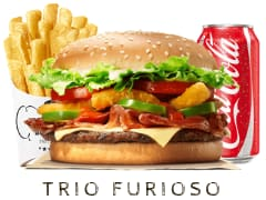 810 - trio bispo's furioso