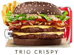 817 - trio bispo's crispy