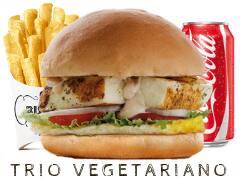 819 - trio bispo's vegetariano