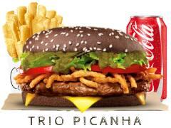 822 - trio bispo's picanha