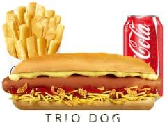 823 - trio bispo's dog