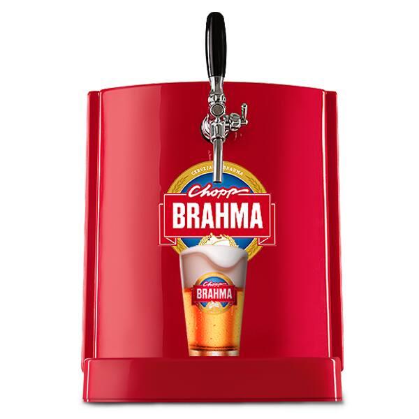 Chopp brahma 50 litros