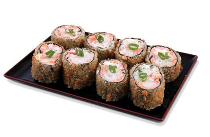 Hot roll tradicional (com cream cheese)
