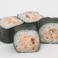 Maki de salmão grelhado (08 unidades)
