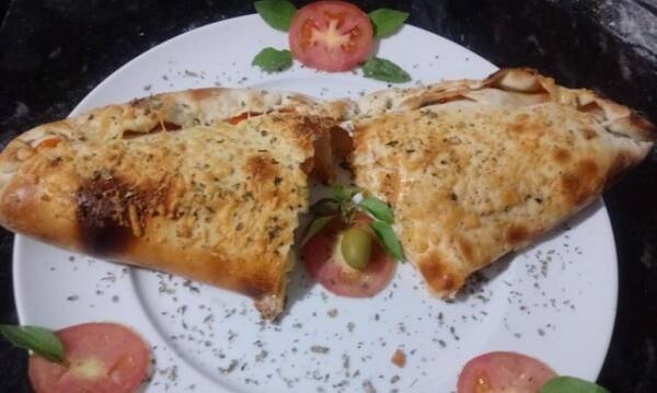 Calzone lombo especial
